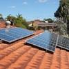 Panel Surya untuk Energi Listrik Terbarukan dari Pemerintah