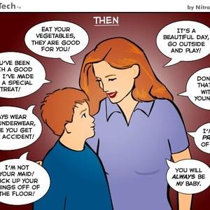 Hari Ibu Internasional dan Humor Teknologi