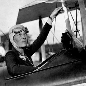 Biografi Amelia Earhart, Pilot Perempuan Pertama di Dunia