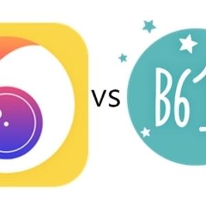 Perbandingan Aplikasi Foto, Camera360 vs B612