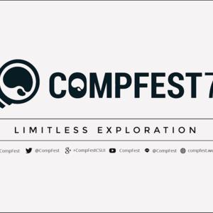 Kemeriahan Main Event CompFest7 di Hari Pertama