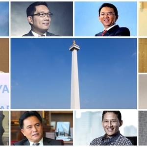 Siapa Kandidat Kuat di Pilkada DKI Jakarta 2017?