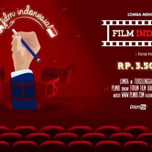 (Update Periode Lomba) Ikuti Lomba Menulis Tema Film Indonesia dengan Total Hadiah  3,5 Juta!