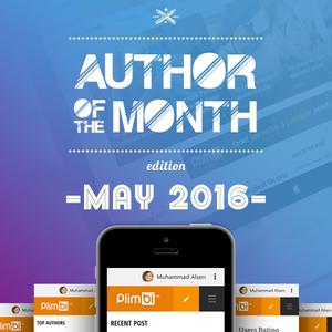 Top Author Mei 2016: Tunggu Program Baru dari Plimbi!