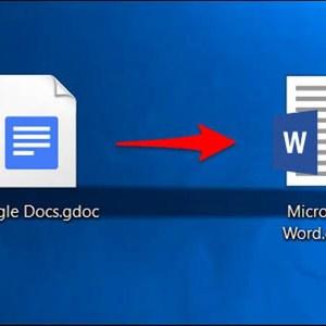 Cara Mengkonversi Dokumen Google Docs ke Microsoft Office