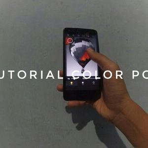 Cara Edit Foto Menjadi Gaya Color Pop