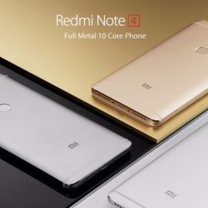 Redmi Note 4, Smartphone Baru Dengan Spesifikasi Jadul?
