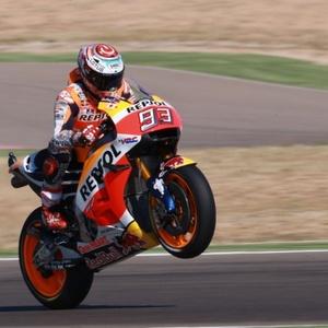 Menjelang MotoGP Seri Aragon Spanyol