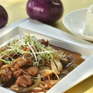 Makanan Tradisional Minangkabau