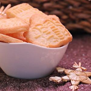 Biskuit Cracker Klappertart Kukus