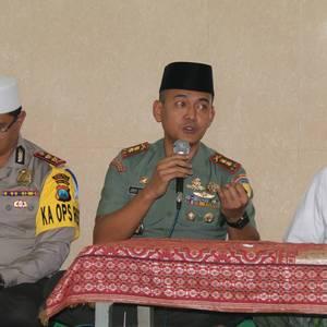 Dialog Pancasila Bersama 3 Pilar Kota Kediri