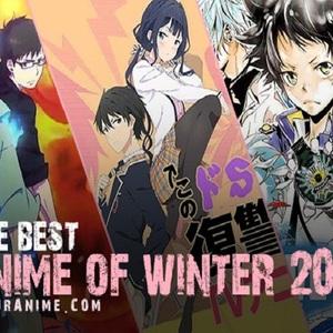 4 Anime Musim Winter terbaik 2017