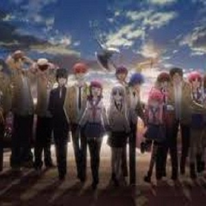 Review Anime Angel Beats, Anime Sedih Bercampur Comedy