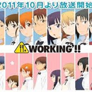 Review Anime Working Season 2, Anime Comedy yang Sangat Lucu