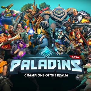 Paladins: Champions of Realm, game FPS yang menghadirkan fitur berbeda