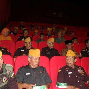 Nobar Legiun Veteran RI di Hari Pahlawan