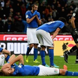 Cerita Di Balik Kegagalan Italia Ke Piala Dunia 2018