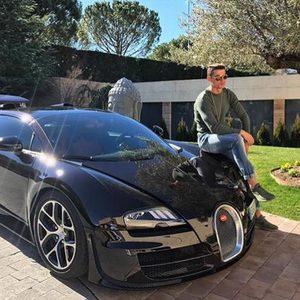 Setiap 5 Jam Sekali, Ronaldo Bisa Dapat 1 Mobil Baru!