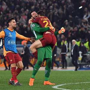 The Great Rome Back! Barca Tersungkur di Olimpico