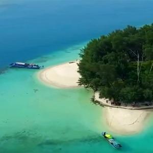 Kepulauan Seribu Tercatat Ada 2 Juta Orang Pernah Berkunjung Kesana