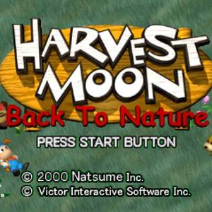 Penuh Kenangan, Harvest Moon Back To Nature