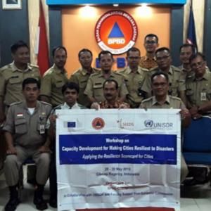 Cilacap wakili Indonesia untuk kota tangguh Asia Pasifik