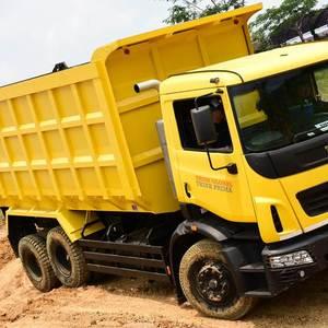 Tata Motors Luncurkan Mobil Tata Prima Terbaru LX 2528.K 6×4
