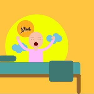 Beberapa tips, agar tidak bangun kesiangan