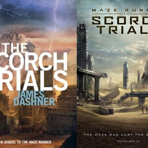 Review Novel The Scorch Trials