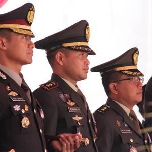 Dandim 0815 Mojokerto Hadiri Upacara Detik-Detik Proklamasi Kemerdekaan RI