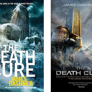 Review Novel The Death Cure