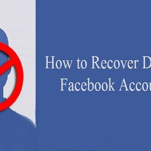 How to Recover the Disabled Facebook Account?
