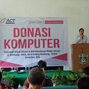 Maksimalkan Internet Masuk Desa, Donny Imam Priambodo: Ini Demi Berkembangnya Ekonomi Daerah