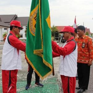 Kabupaten Gunung Mas Kirimkan 139 Kontingen Ikuti Porprov Kalteng XI