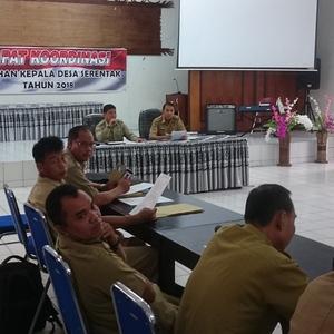 59 Desa di Kabupaten Gunung Mas Provinsi Kalimantan Tengah Akan Laksanakan Pilkades Serentak 2018
