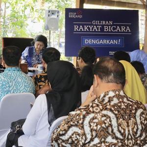 Tiba di Klaten, SBY Dengar, Catat dan Siap Perjuangkan Aspirasi Masyarakat