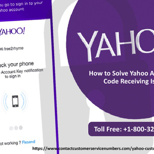 How to Solve Yahoo Account Key Code Receiving Problem