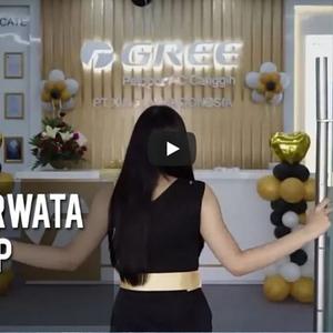 Inilah Video Pembukaan Gree Perwata Proshop