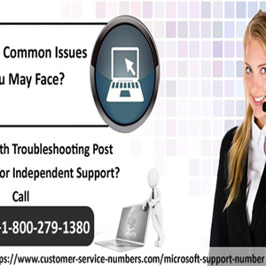 Microsoft Support Number Resolves Common Issues What You May Face?