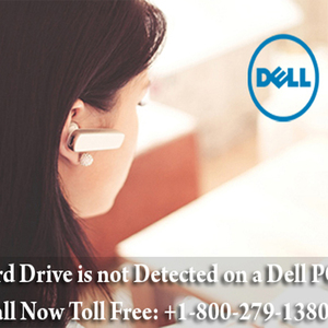 Hard Drive is not detected on a Dell PC. How to fix it?