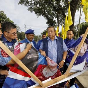 Aksi Vandalisme Merusak Budaya Melayu Menyambut Tamu