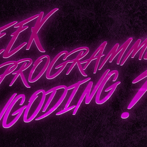 Apa Itu Geek , Programmer , Ngoding ?