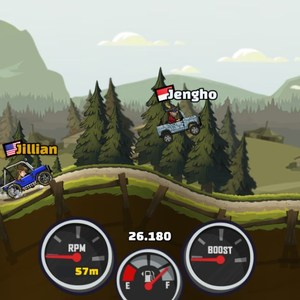 Hill Climb Racing: Game Seru Dikala Internet Mogok