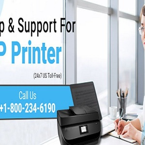 How to fix user intervention on HP printer