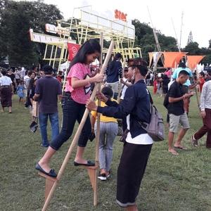 Gelaran Denpasar Festival 2018 , Tetap Jadi Primadona Kunjungan Wisatawan