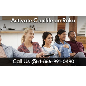 Set up the Roku device to activate Crackle – Crackle.com/activate roku