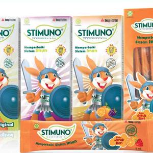 Stimuno Untuk Balita: Meningkatkan Sistem Imun