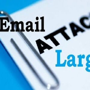 Learn How to Send a Large File in Outlook Mail?