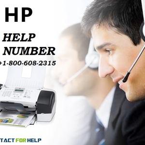HP Help Number +1-800-608-2315