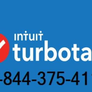 Turbotax Page Not Loading? 1844-375-4111